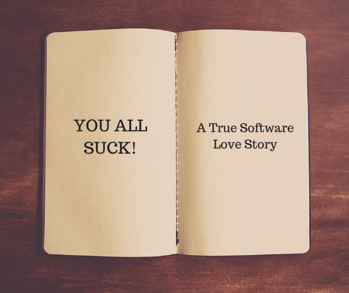Pro Solutions Software -love story